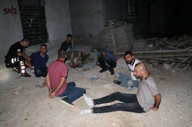 Son dakika! Adana'da polisler içerideyken iş yerini kurşunladılar