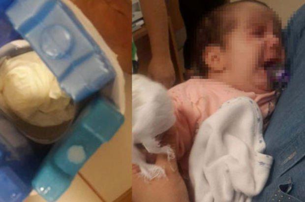 Skandal haber: Parmağı makasla kesilen bebeğe 5 saatlik operasyon yapıldı!
