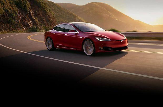 Son dakika: Tesla aracının bataryası iki kez alev aldı