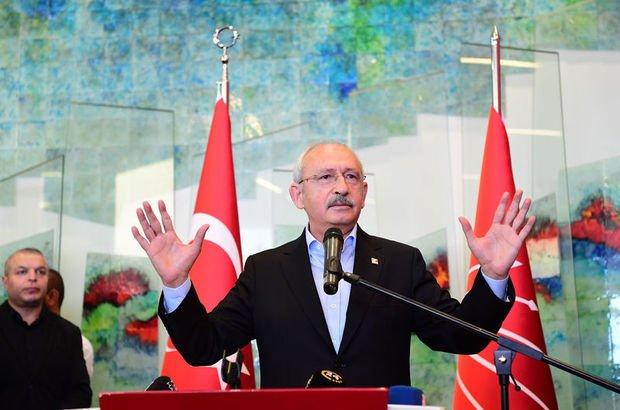 Son dakika: Kemal Kılıçdaroğlu'ndan il başkanlarına 'Muharrem İnce' talimatı