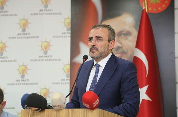 Son dakika: AK Partili Ünal: Kılıçdaroğlu millet iradesine saygı duymuyor