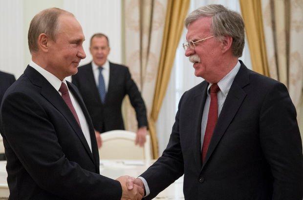 Kremlin'de üst düzey ABD-Rusya zirvesi
