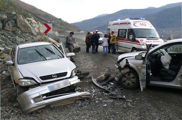 2017'de meydana gelen trafik kazası sayısı açıklandı