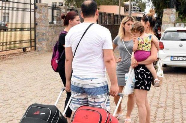 İzmir'de 'Her şey dahil' diye anlaştıkları otelde, aç kaldıkları iddiası