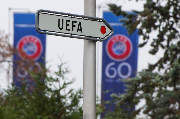 Son dakika: UEFA'dan Avrupa devine 2 yıl men!