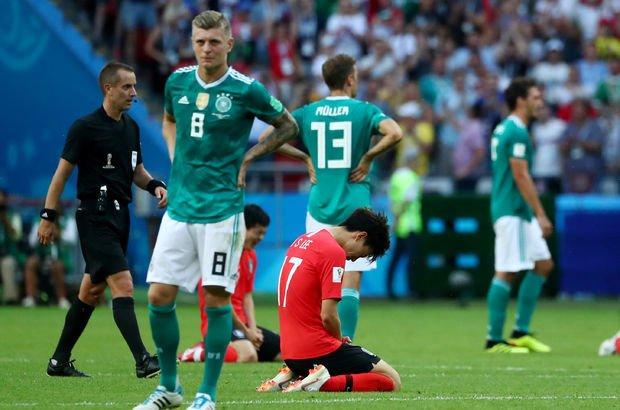 Fox Sports Brezilya'dan olay Almanya paylaşımı!