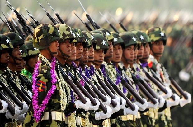 Af Örgütü: Myanmarlı komutanların Arakan Müslümanlarına yaptıkları insanlığa karşı suç