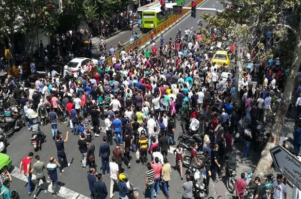 Hamaney, İran'daki protestolar için yargıya işaret etti