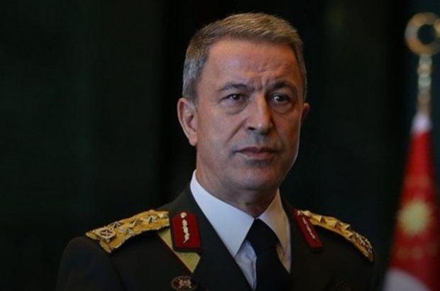 Son Dakika.. Org. Akar ile NATO Harekat Komutanı Münbiç'i görüştü
