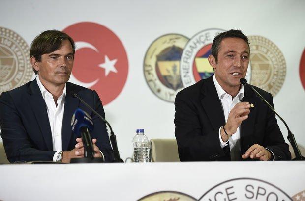 Son dakika! Fenerbahçe'nin yeni teknik direktörü Phillip Cocu imzayı attı   Fenerbahçe Haberleri
