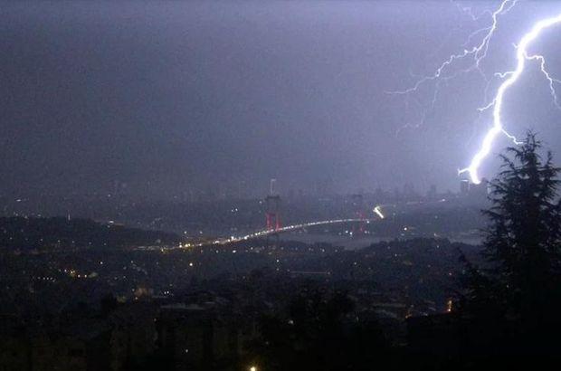 Son Dakika! Meteoroloji'den İstanbul için uyarı! İstanbul'da hava durumu nasıl olacak?