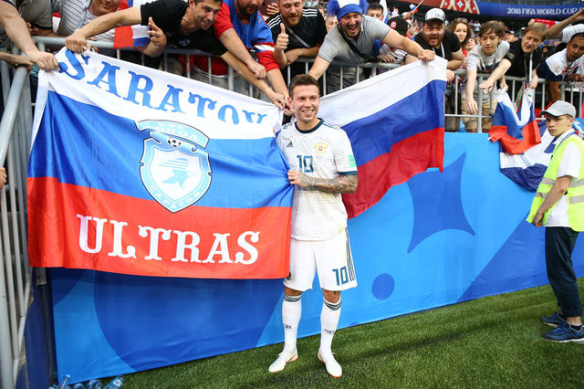 Dünya Kupası elçisi Victoria Lopyreva'ya yasak!