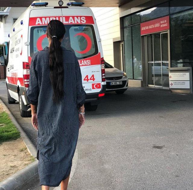 Süreyya Yalçın hastanelik oldu - Magazin haberleri