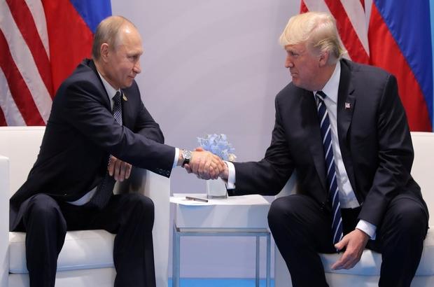 Times: İngiltere Trump'ın Putin'le barışmasından endişeleniyor