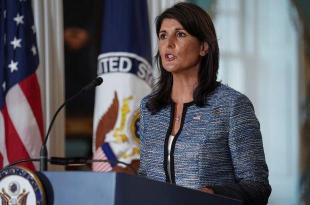 ABD'den İran'a silah ve terör desteği suçlaması!