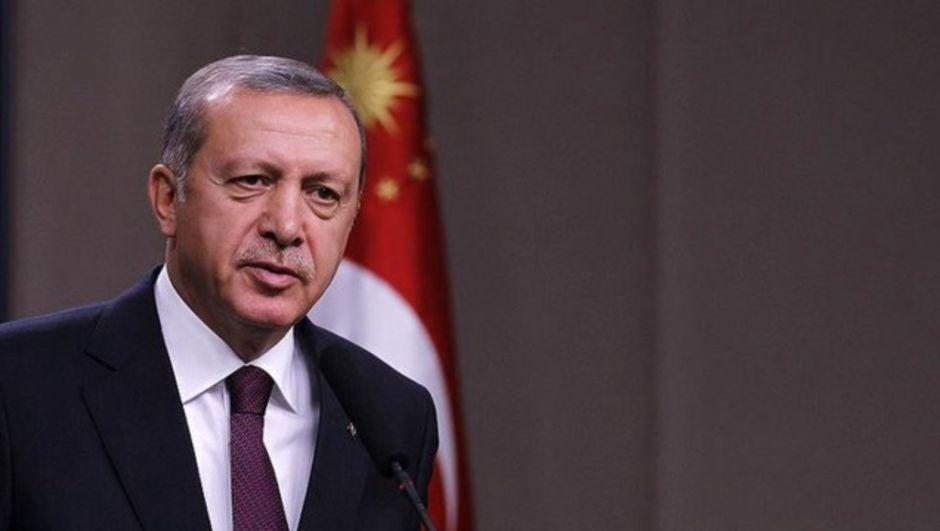 Cumhurbaşkanı Erdoğan Kara Kuvvetleri'nin kuruluşunu kutladı