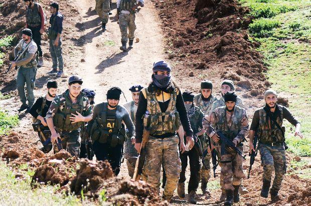 ÖSO: Esad'la savaşıyoruz