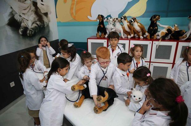 Karşıyaka Çocuk Müzesi'nde yaz kursları başladı