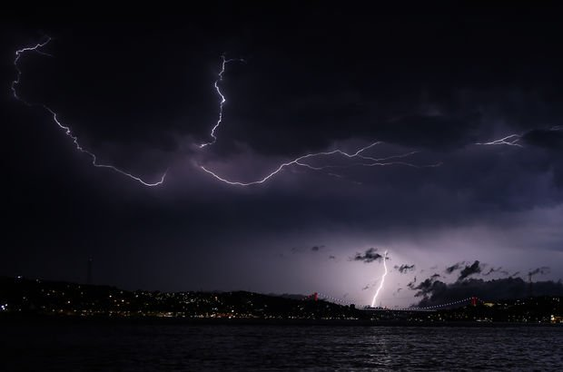 Son dakika hava durumu: Meteoroloji İstanbul için saat verip uyardı!