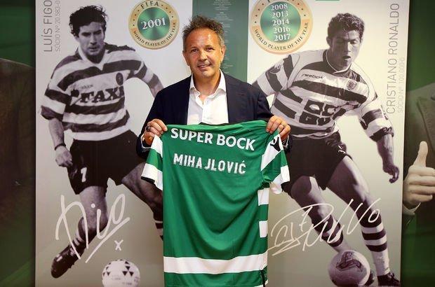 Sporting Lizbon'da Mihajlovic dönemi kısa sürdü