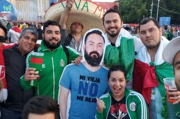 Meksikalı Javier'in karısı haklıymış!