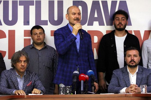 Son dakika... Süleyman Soylu'dan CHP'ye eleştiri!