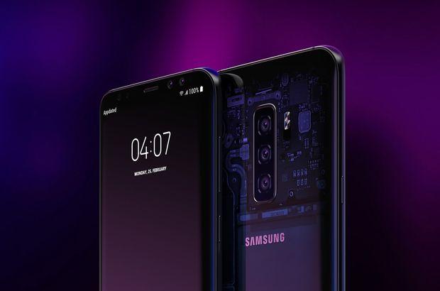 Samsung'un Galaxy S10 planı ortaya çıkıyor!