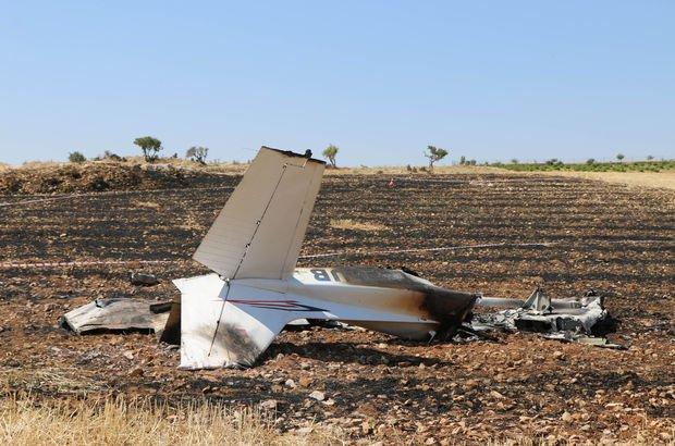 Son dakika: Rektör Gür'den düşen eğitim uçağı ile ilgili flaş açıklama