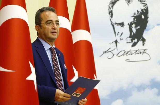Son dakika... CHP'li Bülent Tezcan'dan açıklama