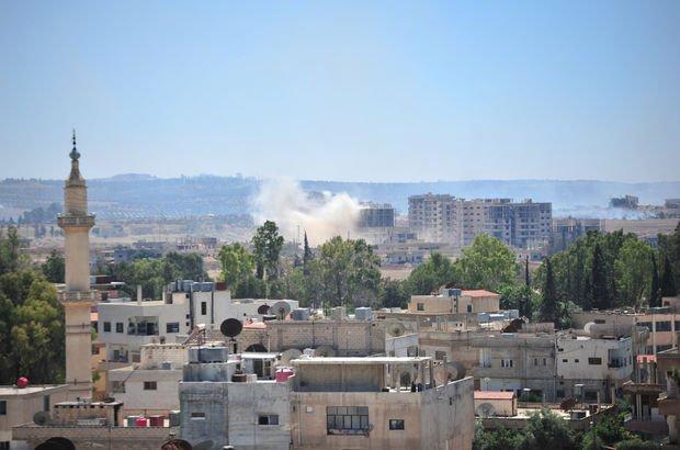 Esad rejiminden Dera'ya hava saldırısı: 20 ölü!