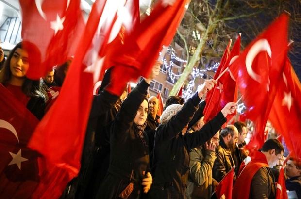 Rotterdam'da Türkiye'deki seçim sonrası AB dışındaki ülkelerden seçmenlere oy verme yasağı