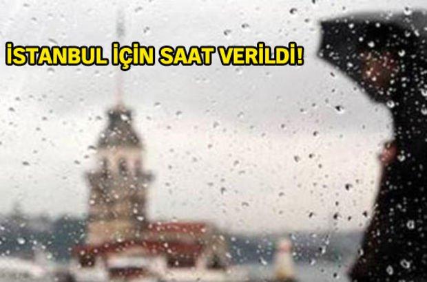 Meteoroloji'den son dakika! İstanbul'un 5 ilçesi için yeni saatlik hava durumu uyarısı
