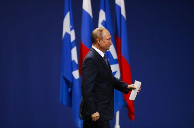 Son dakika! Putin'den flaş Suriye açıklaması: Çekiliyorlar