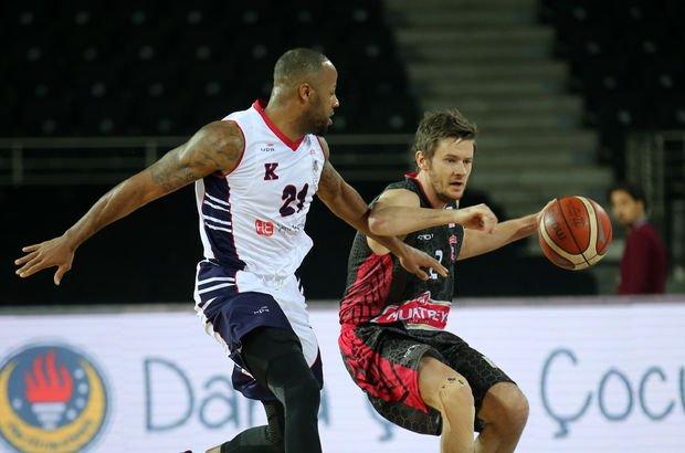Sarunas Vasiliauskas Gaziantep Basketbol'da