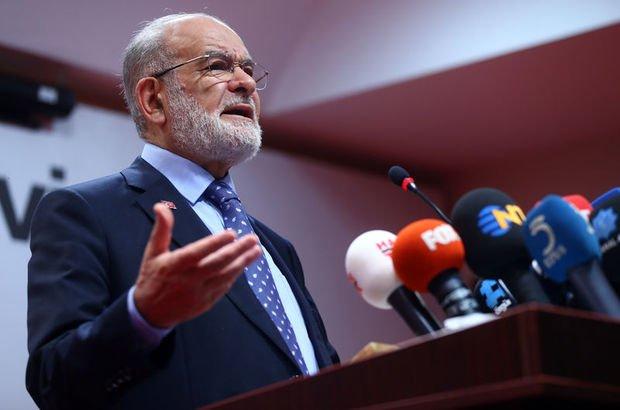 Son dakika: Karamollaoğlu'ndan istifa açıklaması, 'dip dalga' sorusuna yanıt!