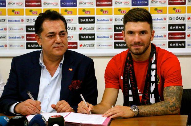 Eskişehirspor, Marko Milinkovic'i transfer etti