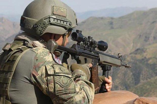 Son dakika... TSK'dan terör örgütü PKK'ya ağır darbe