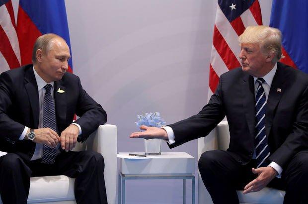 Son dakika... Trump-Putin zirvesinin yeri ve zamanı açıklandı!