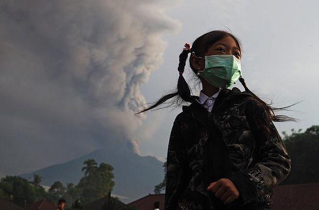 Bali'de halka yanardağ uyarısı