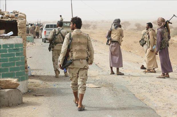 Yemen ordu güçleri Lahic'deki stratejik mevzilerde kontrolü sağladı