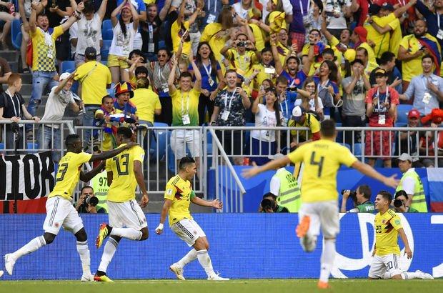 Senegal Kolombiya MAÇ ÖZETİ - Dünya Kupası maçları
