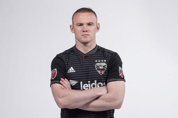 Wayne Rooney'nin yeni adresi ABD