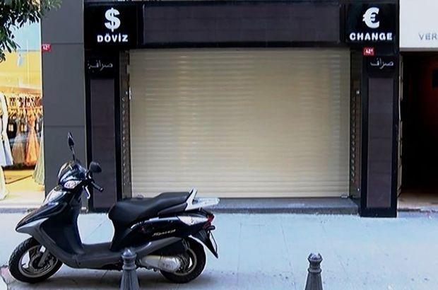 Şişli'de esnafa dolandırıcı şoku! Döviz bürosu sahibi ortadan kayboldu