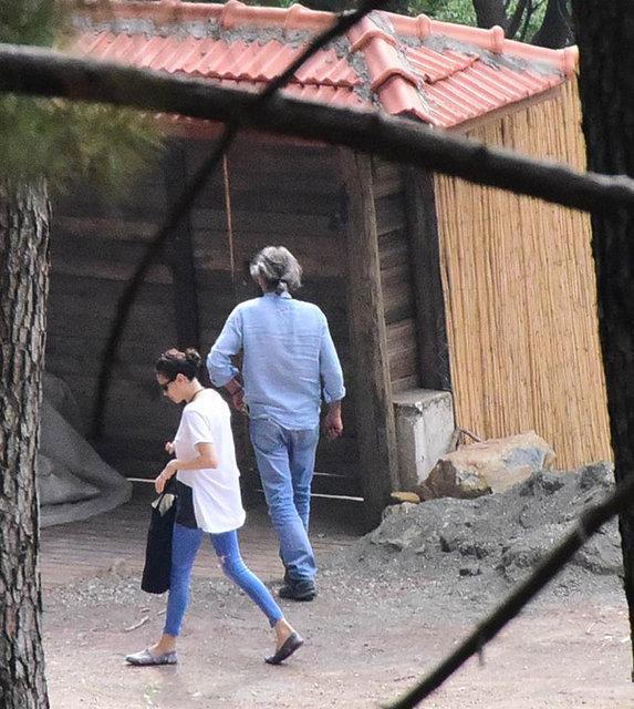 Özgü Namal'ın kızı Elem Su büyüdü Magazin haberleri