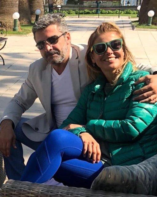 Gülben Ergen ile sevgilisi Burak Törer'den aşk pozu - Magazin haberleri
