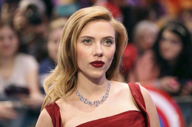 Scarlett Johansson hakkında flaş iddia - Magazin haberleri