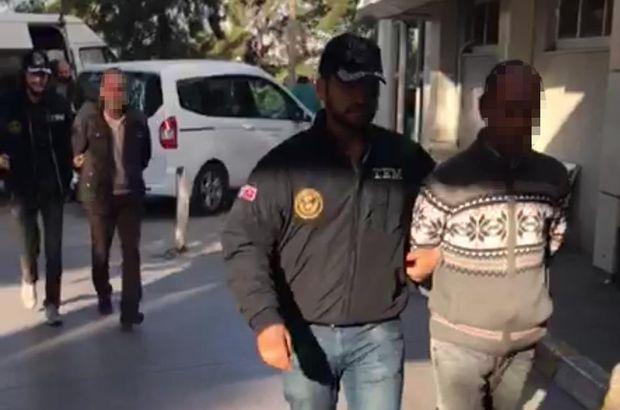İzmir'de seçim kutlamalarında terör propagandasına tutuklama