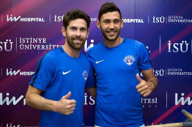 Kasımpaşa'da futbolcular sağlık kontrolünden geçti