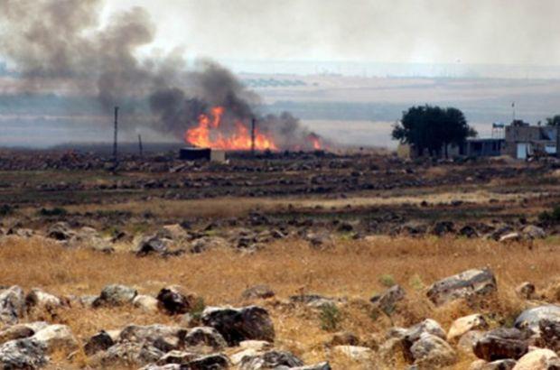 Suriye'den Ürdün'e roket mermisi atıldı