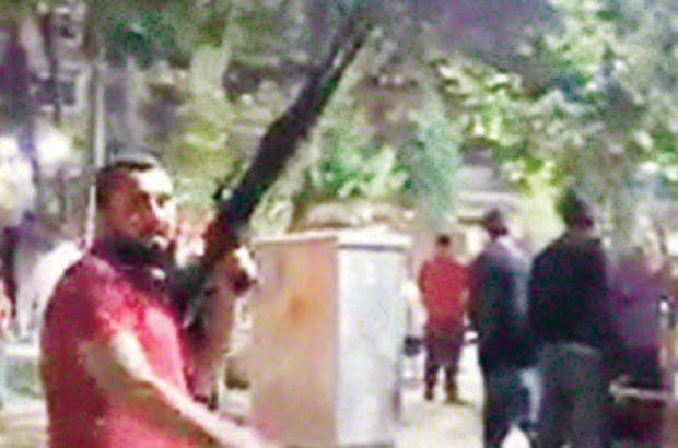 Son dakika... Seçim gecesi havaya ateş açanlar gözaltına alındı